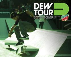 Dew Tour Boot Camp