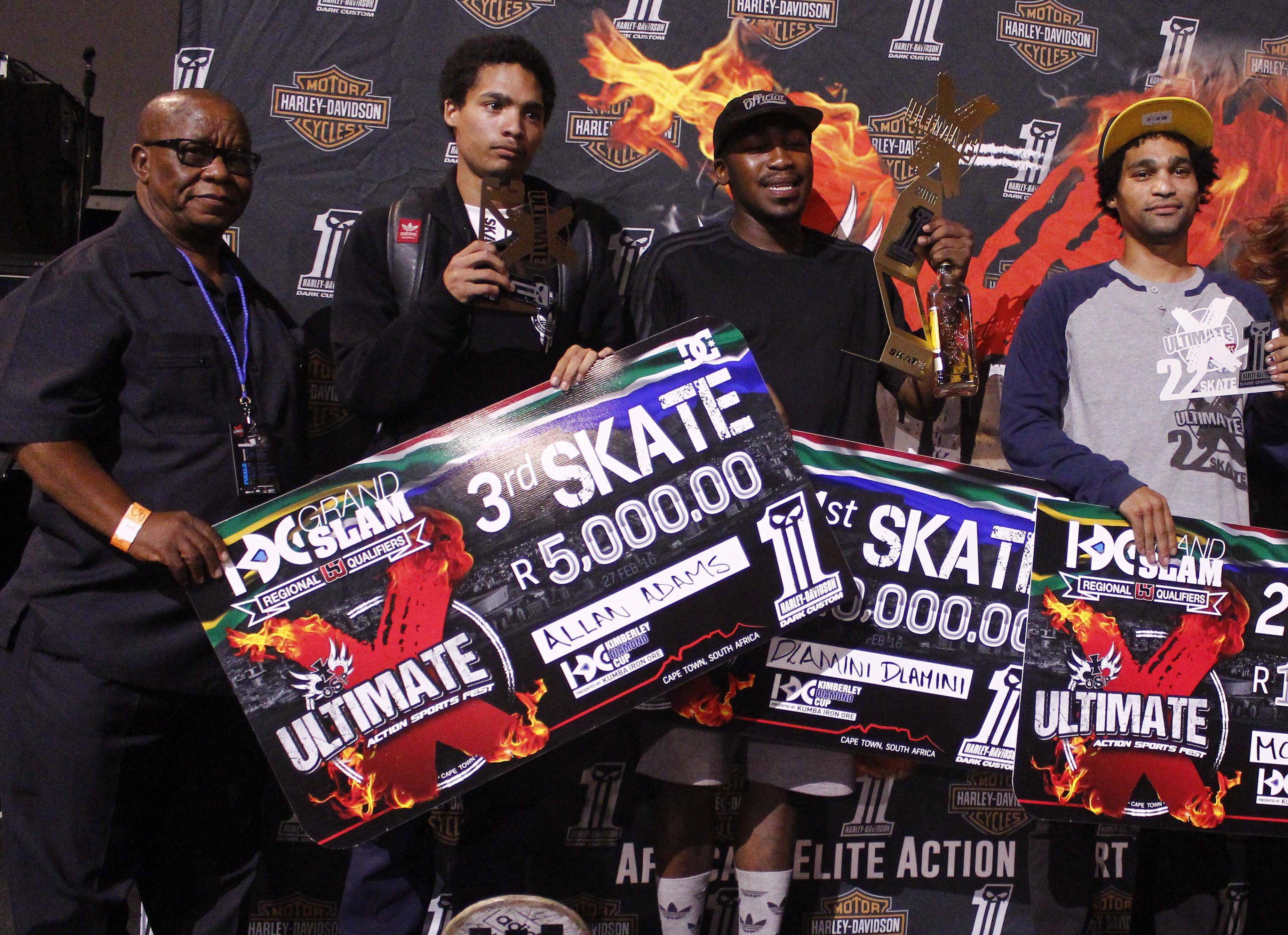 KDC Grand Slam at UltimateX