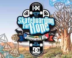 Skateboarding for Hope '16