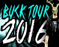 Buck Tour 2016